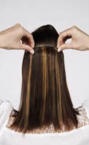 Silky beauty supply impact your beauty with beautiful hair we will make custom made clip extensions halo ponytail one piece add ons and u part wig on the spot usually in 30 to 60 minutes measure exact pmusecretfo Image collections